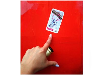 | Sticky Stickers time! |