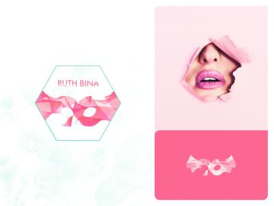 Ruth Bina Branding / Identidy branding design brand identity brand design branding brand cosmetic logo cosmetics cosmetic logodesign logotype logo design logo matid design