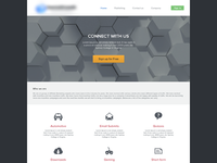 Web design for Affiliate network company