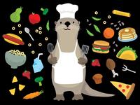 Chef Otter