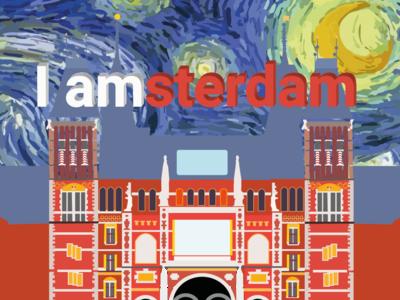 Lovely Amsterdam | Illustration