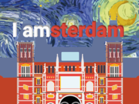Lovely Amsterdam | Illustration