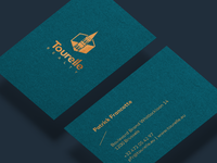 Tourelle Business Cards