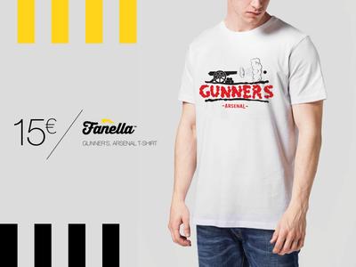Minimal Product Details stripes line arsenal soccer t-shirt shopping product yellow black football kit sport