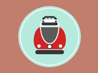 Toronto Streetcar Icon drive icon car streetcar bus transportation transit