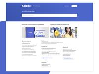 Kaidee. Help Center