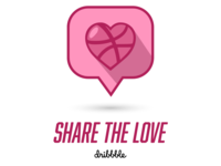 Share The Love Icon