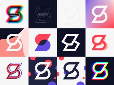 personal logo variations