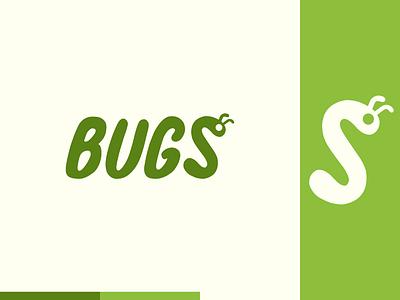 Peachtober day 7: Bugs caterpillar worm inscet bug peachtober illustrator flat  design design logo illustration vector