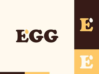 Peachtober day 11: Egg e peachtober egg flat illustrator flat  design design logo illustration vector