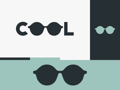 Peachtober day 19: Cool shades cool glasses peachtober branding flat illustrator flat  design design logo illustration vector
