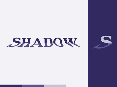 Peachtober day 21: Shadow shadow branding peachtober illustrator flat  design design logo illustration vector