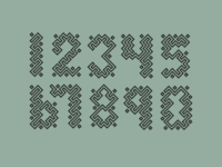 Angular Numbering