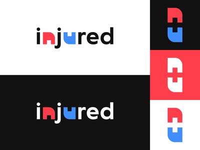 Inktober day 29: injured illustrator flat  design medical logo pill injured medical inktober inktober2019 design logo illustration vector
