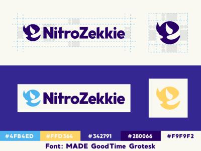 NitroZekkie brand guidelines