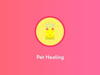 Heal the cat