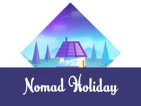 Nomad Holiday Logo