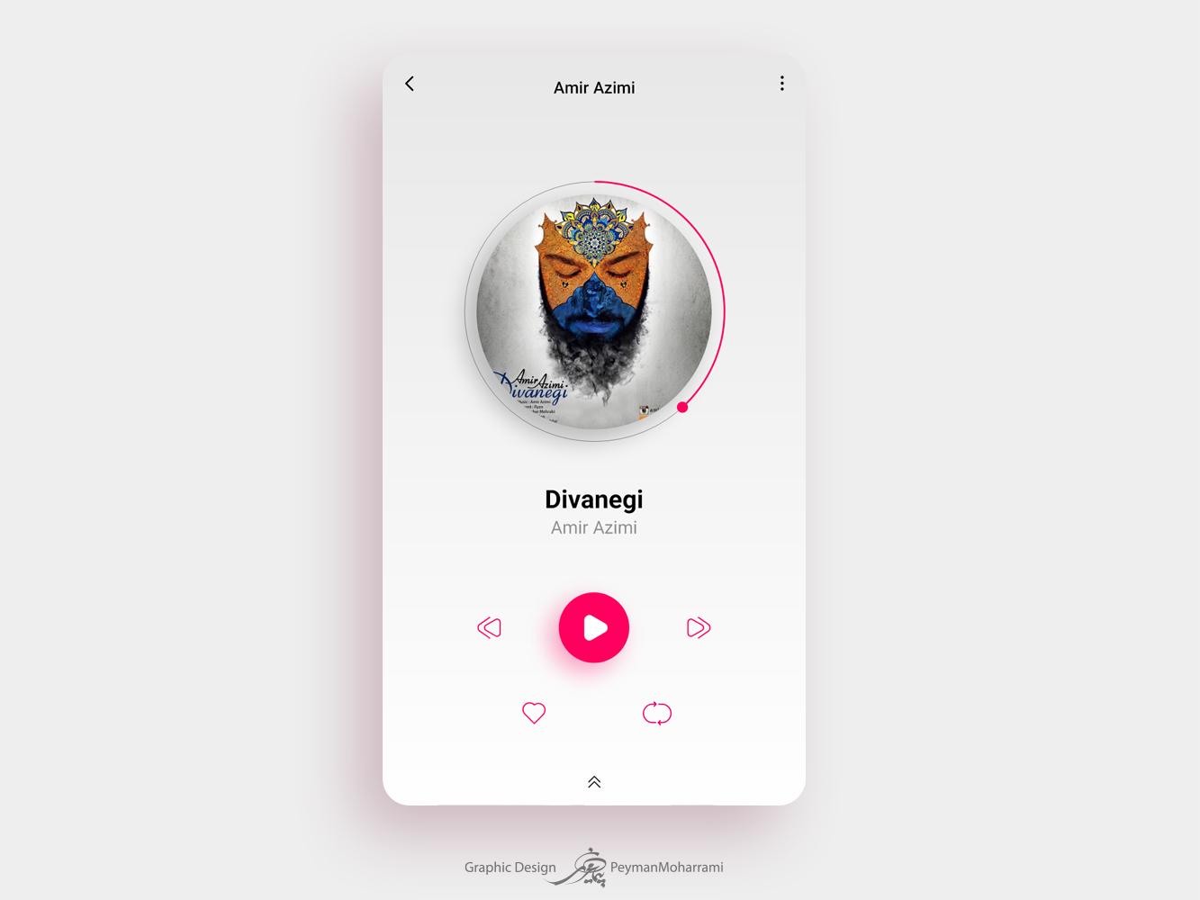 Music app web app branding icon ui ux illustration agency illustration art graphic illustration design art adobe