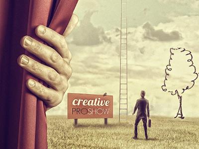 CreativeProShow compositing postproduction digital art fotolia