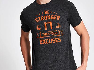 T-shirt design for Calisteniapp motivational fit app ios fitness app t-shirt