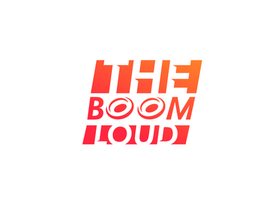 Music Logo Design bass subwoofer colorful logo design cash design cashdesign music logo design sharp logo design boom music art music logo