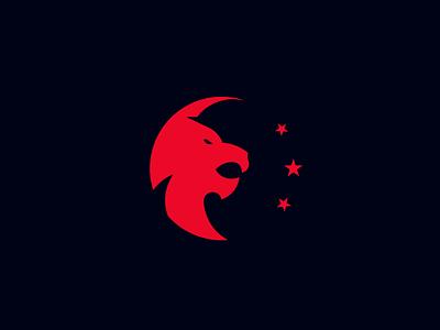 Tiger Logo Design golden ratio circle logo design tiger animal logo stars cash design cashdesign tiger logo design tiger logo