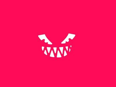 Evil Face Logo Design cashdesign angry logo angry devil logo teeth teeth logo evil face logo evil logo design face logo design face logo eyes logo eyes evil queen evil dead evil eye evil