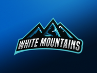 Mountain mascot logo