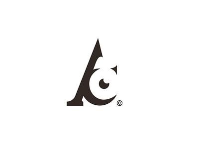AC + Camera Lens Logo Design - Photography logo design brand identity visual identity branding logo illustration cashdesign monogram design letter lens camera icon camera clean photography monogram