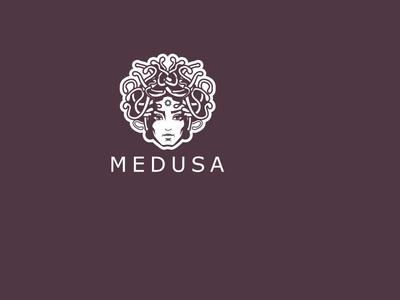 Medusa Logo design