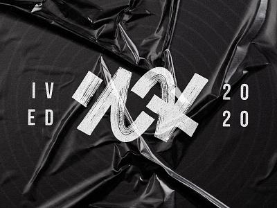 ŻR Logotype Part II freestyle concert hiphop rap typographic handlettering mono black white typography logotype design logotype zr żr