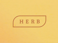 Herb Logo Animation Concept
