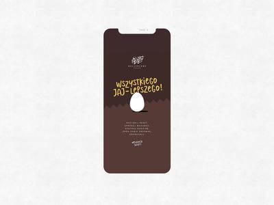 Easter Newsletter Card