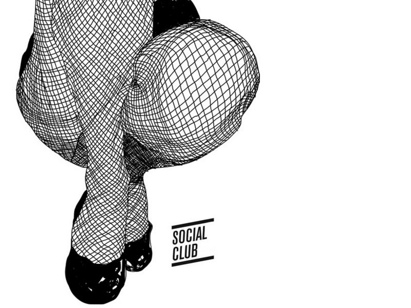illustration artwork illustration volume outline minimalist heels tights legs white black line