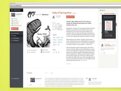 user interface desktop