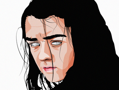 arya illustration color illustrator photoshop