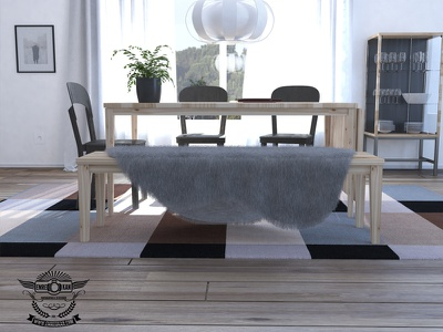 Livingroom draw render cg livingroom 3d