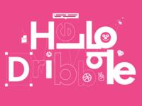 Hello Dribbble ✌️