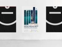 Opus Aquanett Poster