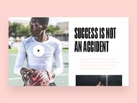 Sport Blog Exploration