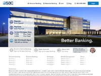 Sac homepage redesign   new