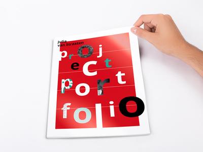 Portfolio Cover graphic design cover portfolio