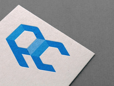 QC Logo sketch grid qc sketch typography logo