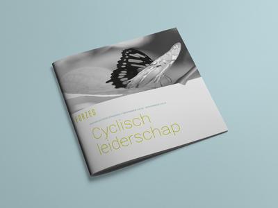 Forzes brochure cover leadership programme graphic design brochure leadership