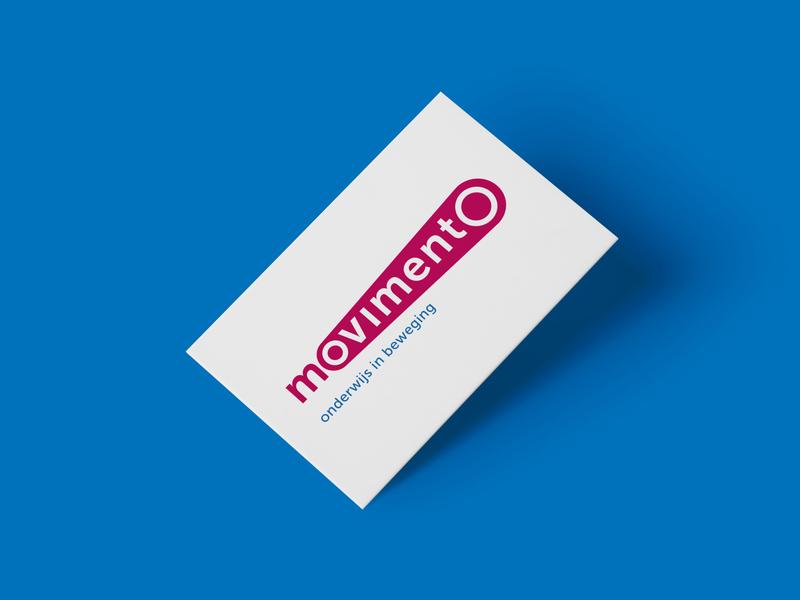 Logo Movimento pink personal branding logodesigner logodesign logo branding marketing graphic design