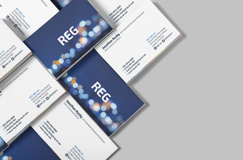 REG UK branding and identity brand brand design brand identity branding design branding creative design roll up banner design roll up banner popup popup design business cards business cards templates business card design business card print design print