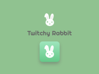 Thirty Logos 03 / Twitchy Rabbit