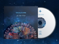 Vocal Livre CD Package Design