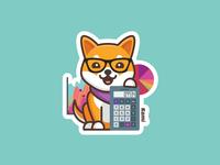 Kami Math Sticker