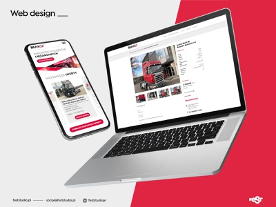 MAKU – web design 1/2 ux ui web design webdesign website web blender logo design